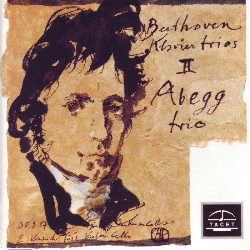 Beethoven - Beethoven : trios 00770