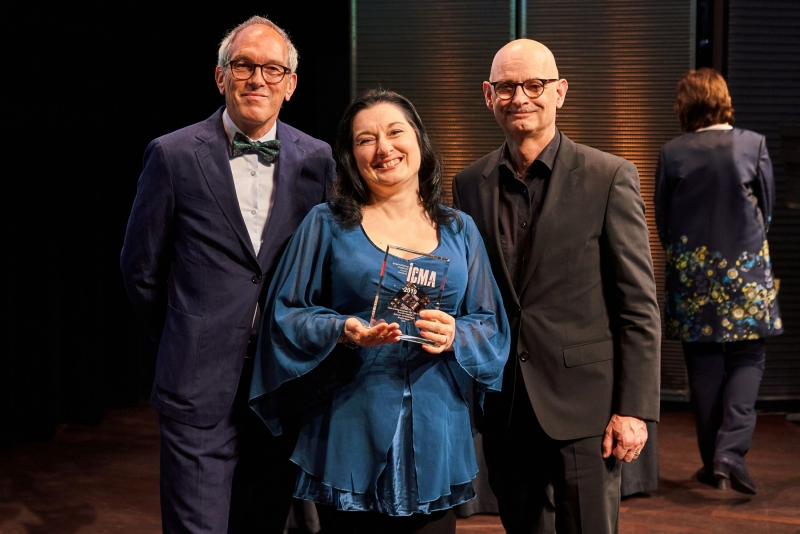 ICMA 2019 Winner Early Music