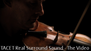 TACET Real Surround Sound Video