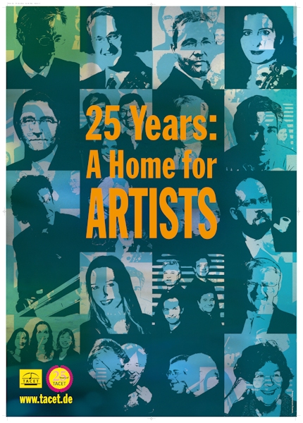 TACET 25 Years Home for Artists