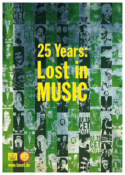 TACET 25 Years Lost in Music