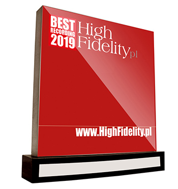 High Fidelity Best <br>Recording 2019